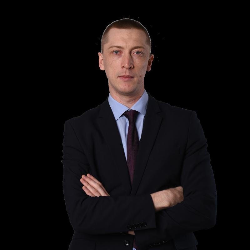 адвокат Дмитрий Высыпков